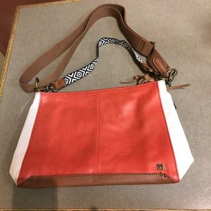 The Sak Camila Convertible Shoulder Bag - Cayenne